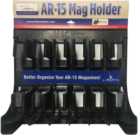 AR-15 Mag Holder Package